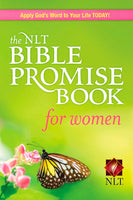 NLT Bible Promise Book For Women