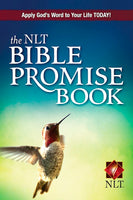 NLT Bible Promise Book for Tough Times (NLT)