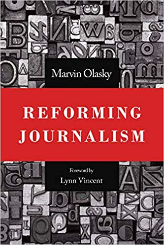 Reforming Journalism Available Oct 1
