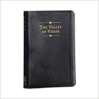 Valley of Vision: Black leather