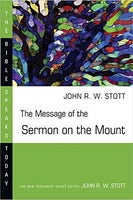 Message of the Sermon on the Mount: Bible Speaks Today