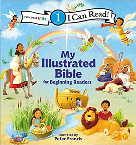 I Can Read: My Illustrated Bible