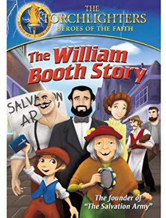 The Torchlighters: The  William Booth Story DVD