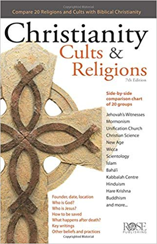 Christianity Cults & Religions pamphlet 7th Edition