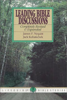 Leading Bible Discussions Revised & Expanded (old cover)