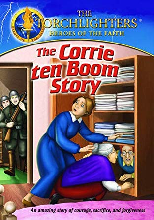 The Torchlighters: The Corrie ten Boom Story DVD