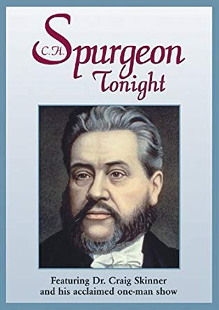 C H Spurgeon Tonigh