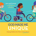 God Made Me Unique Helping Children See Value in Every Person