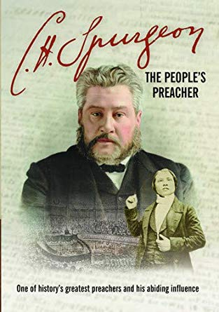 C H Spurgeon The People's Preacher