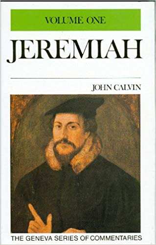 Jeremiah & Lamentations Vol 1 1-9 Geneva Series