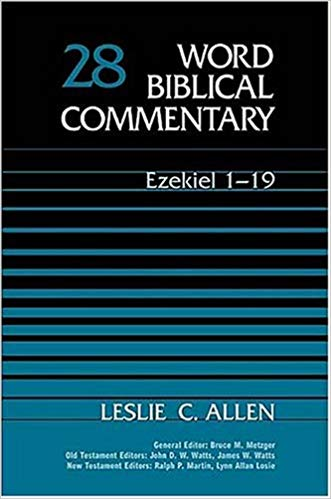 Ezekiel 1-19: Word Biblical Commentaries