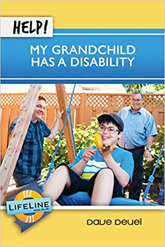 Help! My Grandchild has a Disability (Lifeline Minibook)