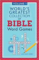 World's Greatest Collection of Bible Word Games Vol 1