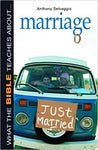 What the Bible Teaches About Marriage