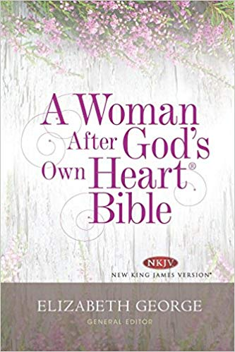 NKJV Woman After God's Own Heart Bible Hardcover