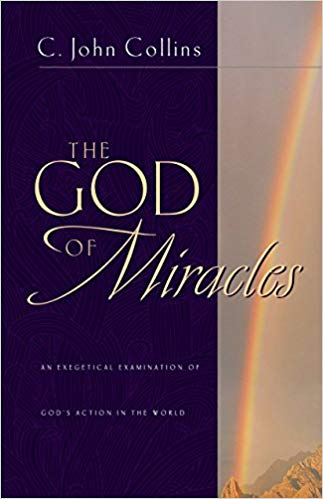 The God of Miracles (out of print)
