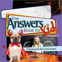 Answers Book for Kids Vol 8
