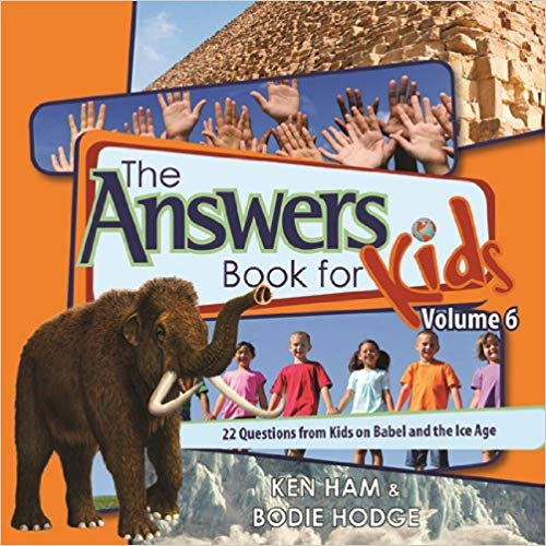 Answers Book for Kids - Vol. 6