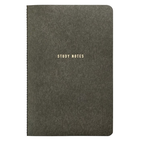 Study Notebook Journal with Scripture