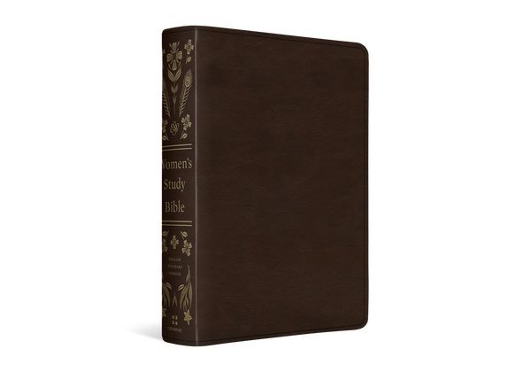 ESV Women's Study Bible TruTone®, Deep Brown
