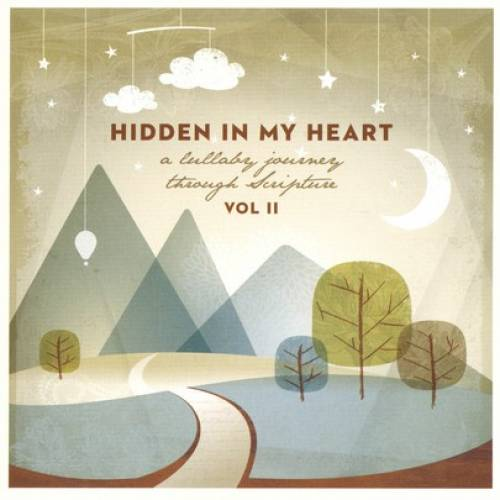 Hidden in My Heart CD