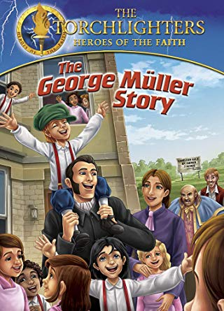 The Torchlighters: The George Muller Story DVD
