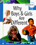 Why Boys & Girls Are Different: For Ages 3-5 and Parents (Learning About Sex)
