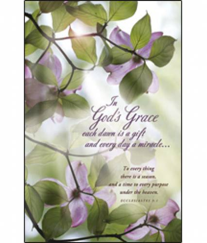 Bulletin In Gods Grace