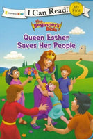 The Beginner's Bible Queen Esther Saves Her People: My First (I Can Read! / The Beginner's Bible)