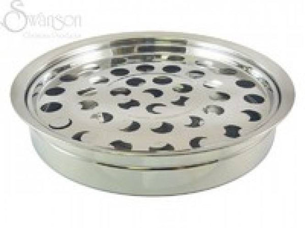 Communion Tray Deluxe SS Silver