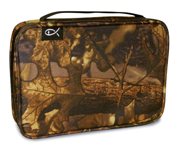 Divinity Boutique Bible Basics Autumn Forest Camo, Extra Large (19929)