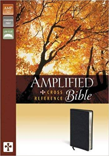 Amplified Cross Reference Bible