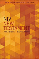 NIV New Testament Large Print