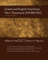 Zondervan Greek and English Interlinear New Testament (NASB/NIV)