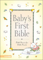 Babys First Bible