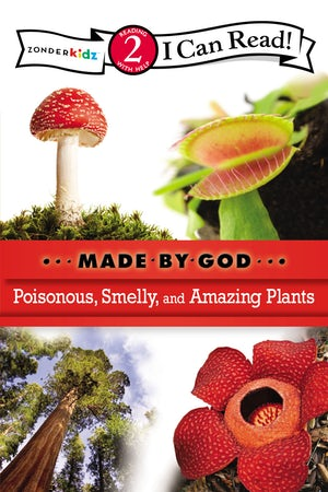 Poisonous Smelly and Amazing Plants Made by God
