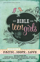 Bible for Teen Girls NIV