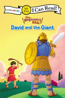 The Beginner's Bible David and the Giant: My First (I Can Read! / The Beginner's Bible)