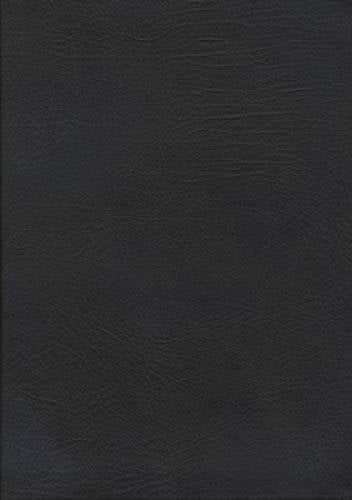 NASB MacArthur Study Bible Black Bonded Leather ThumbIndexed