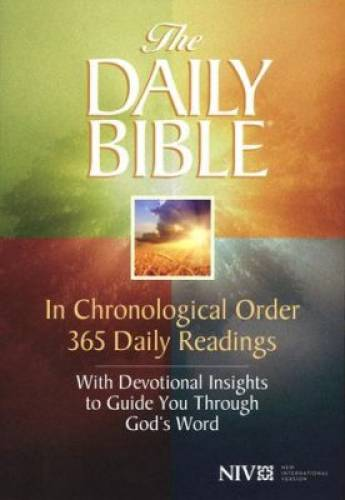 NIV Daily Bible
