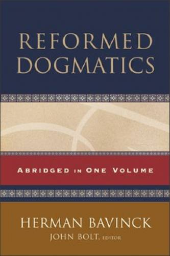 Reformed Dogmatics abridged ed