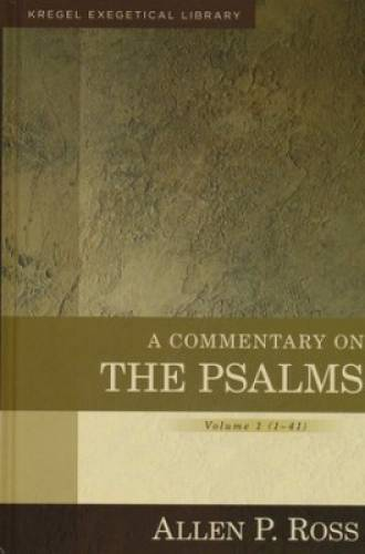 Commentary on the Psalms Vol 1