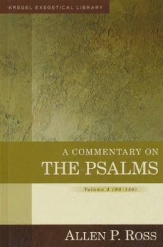 Commentary on the Psalms Vol 3