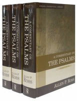 Commentary on the Psalms 3 Volumes