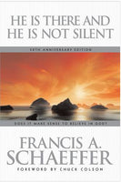 He is There He is Not Silent
