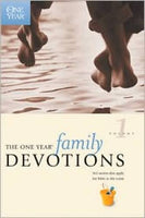 One Year Book Of Family Devotions