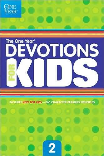 One Year Book of Devotions for Kids