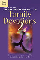 One Year Book of Family Devotions 2