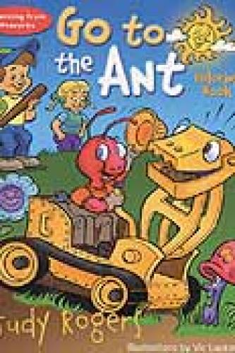 Go to the Ant Coloring Book
