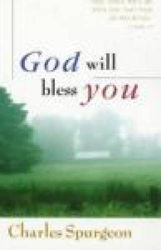 God Will Bless You